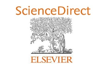 ScienDirect Elsevier logo